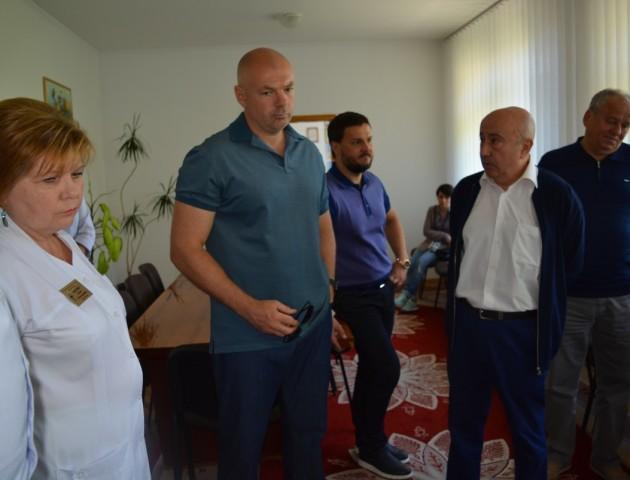 У Луцьку збудують реабілітаційний центр для військових