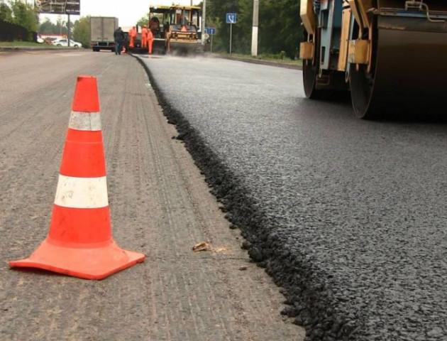 На ремонт ковельських доріг уже витратили 9 мільйонів гривень