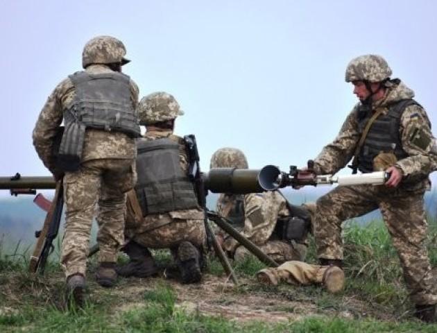 Штаб ООС: бойові дії тривають на всій лінії зіткнення