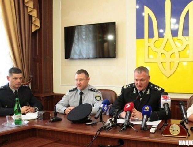 Князєв представив нового керівника поліції Прикарпаття