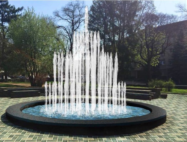 У райцентрі на Волині з'явиться прекрасний фонтан