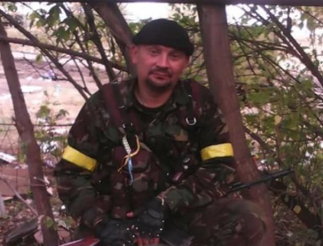 Помер боєць волинського батальйону
