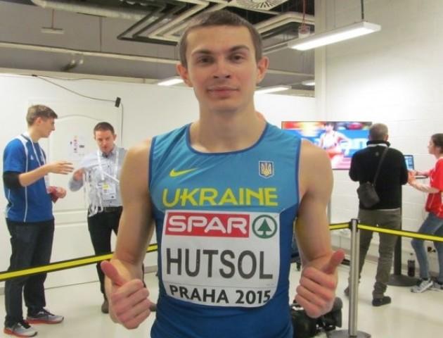 Волинський бігун здобув «золото» на чемпіонаті України