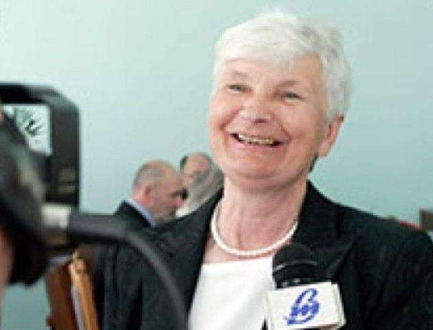 Померла відома волинська журналістка