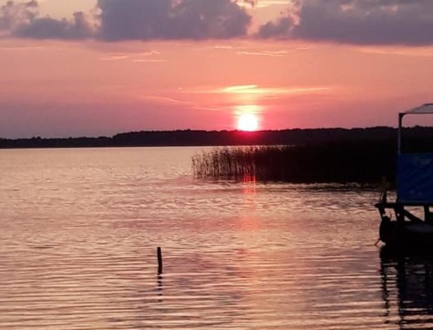 Емоції зашкалюють: яким був захід сонця над Світязем. ФОТО