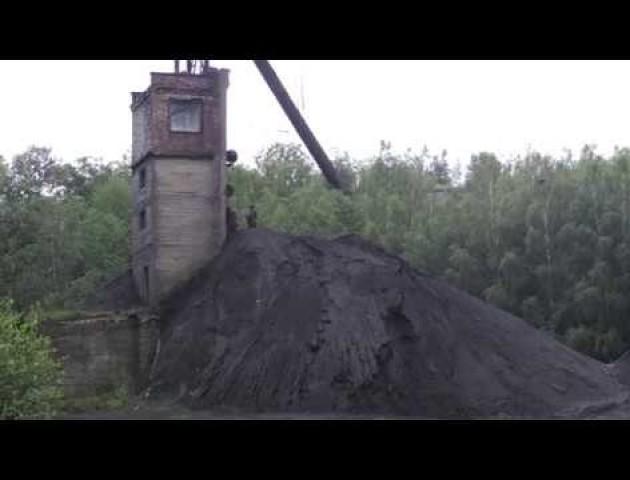 Кому вигідне закриття нововолинської шахти №9. ВІДЕО