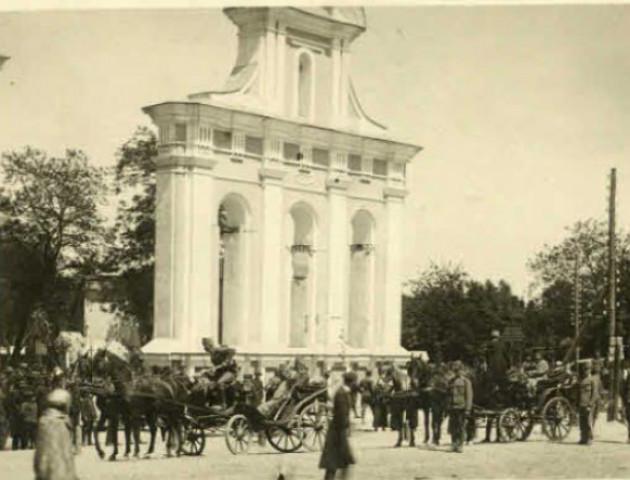 Володимир, яким його пам'ятають: історія про серце міста. ВІДЕО
