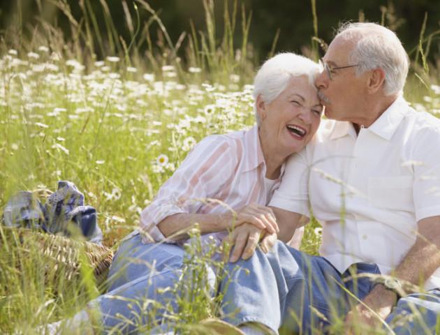 На Волині одружився 69-річний чоловік