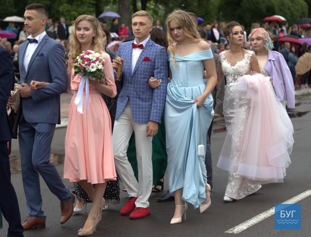 Волинські випускники зізналися, у скільки їм обійшлося свято