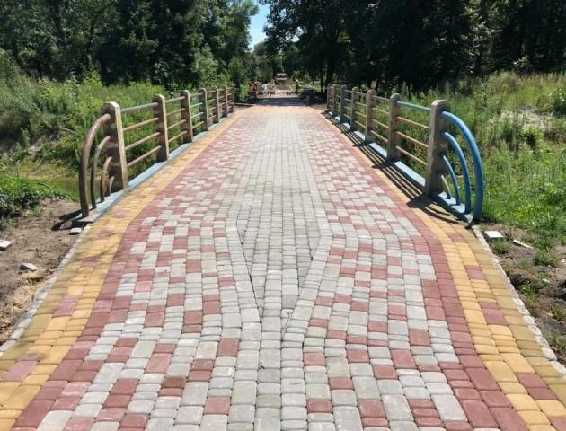 Показали, на якому етапі реконструкція Центрального парку у Луцьку. ФОТО