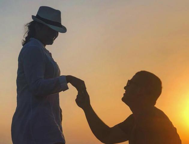Відомій луцькій режисерці освідчилися у коханні