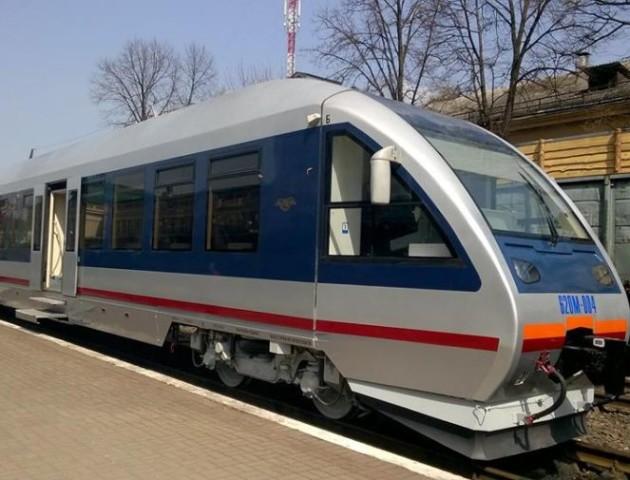 Від сьогодні на потяг до Хелма тепер можна сісти і в Ягодині