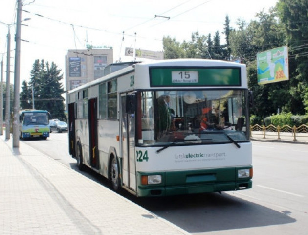 У Луцьку дітям-переселенцям дозволили безплатно їздити у міських тролейбусах