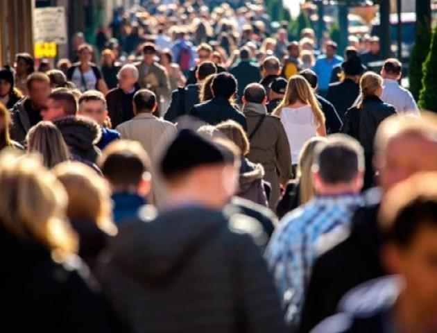 У Луцьку зменшується кількість населення