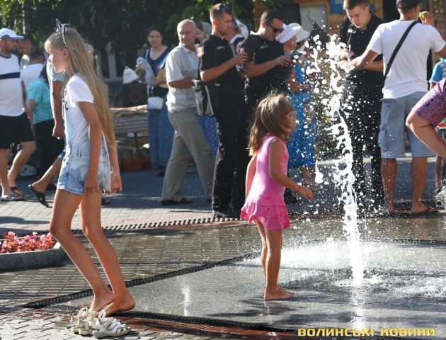 Ремонт фонтанів у Луцьку обійдеться бюджету у 80 тисяч гривень