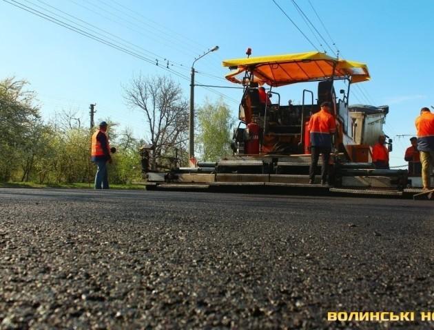У Луцьку ремонтуватимуть дві вулиці та реконструюють мережі освітлення
