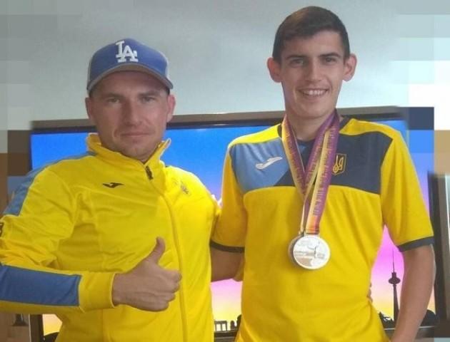 Волинські паралімпійці привезли медалі з чемпіонату Європи. ФОТО