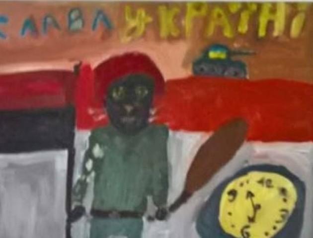 У Луцьку презентували виставку картин, присвячену котикам. ФОТО