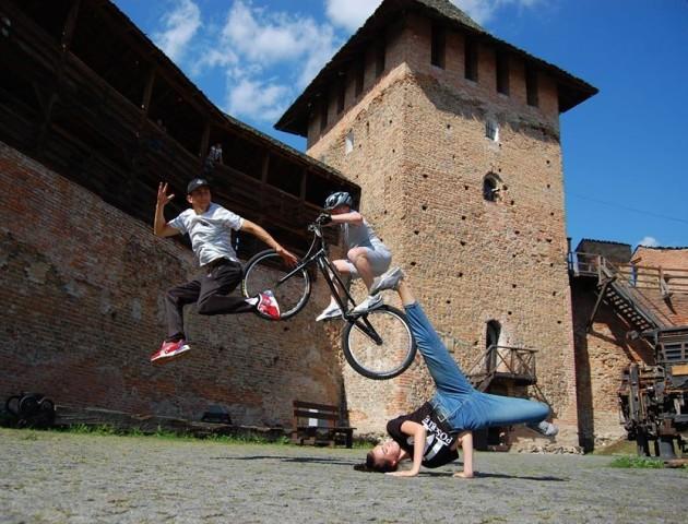 Перші світові змагання з велотріалу відбудуться в Луцьку