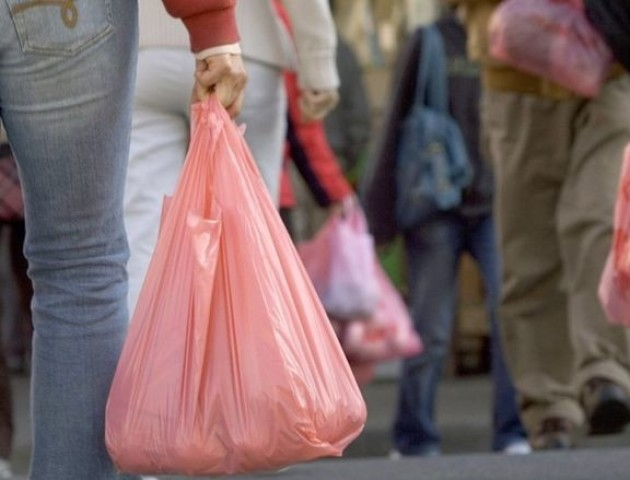 У Грузії відмовляться від одноразових поліетиленових пакетів