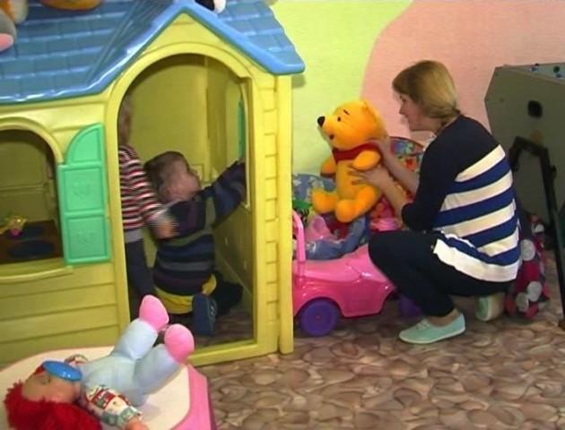 У санаторії поблизу Луцька допомагають діткам із вадами слуху. ВІДЕО