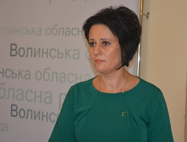 Аллу Гнатюк рекомендовано призначити директором геріатричного пансіонату