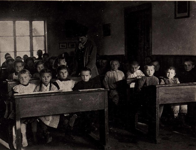 Українська школа на Волині сто років тому. РЕТРОФОТО