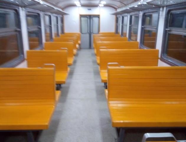 Як виглядає оновлений потяг «Ківерці-Львів». ФОТО