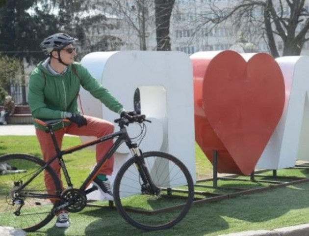 У центрі Луцька може з'явитися велосипедний стадіон
