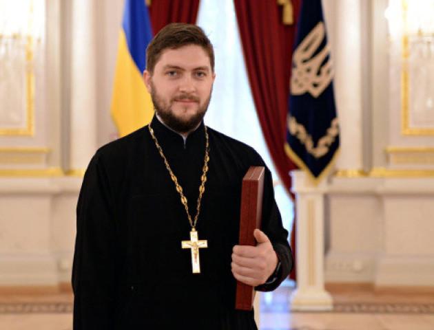 Син на плечах приніс застреленого батька, - священик з Волині - про найтрагічніші дні Майдану