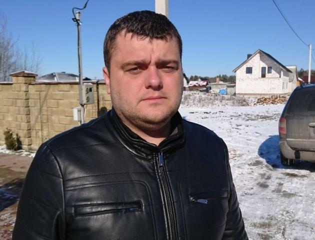 Не треба допомоги, покарайте винного, – чоловік, дружина якого загинула у ДТП під Луцьком