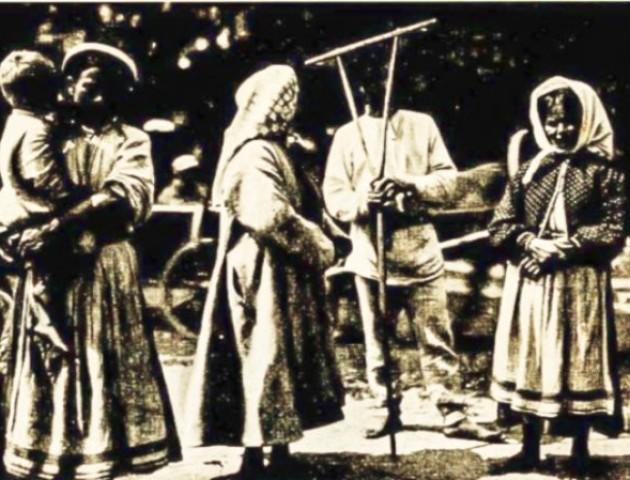 Волинські селяни 90 років тому. ЗГАДАТИ ВСЕ