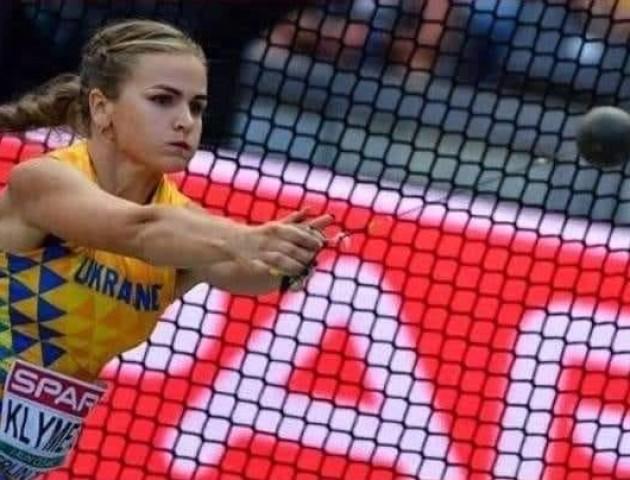Волинська спортсменка виборола бронзу Кубку Європи з метань