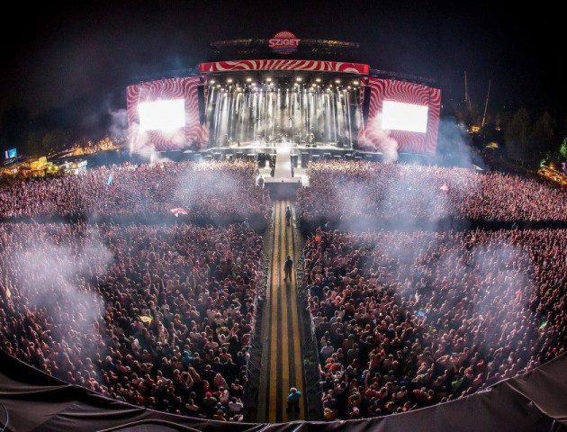 Українец першим придбав квиток на Sziget Festival 2018