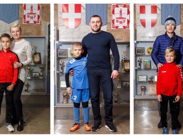 Хто з футболістів з Луцька поїде на матч Україна – Словаччина. ФОТО
