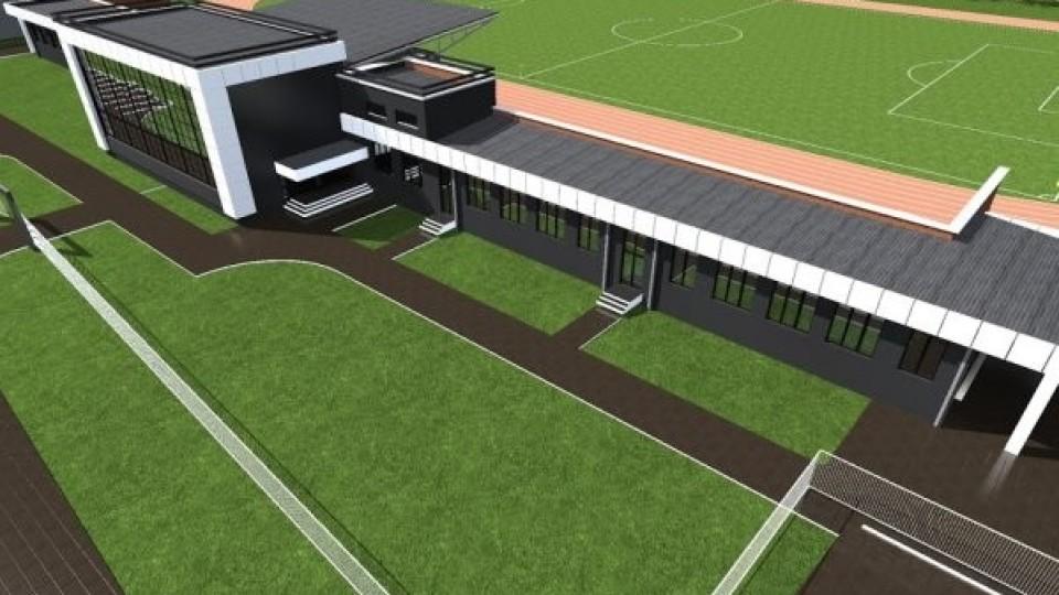 Ковель розпочинає проект з реконструкції стадіону «Локомотив»