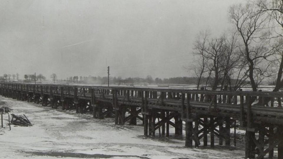 Раритетні світлини мосту на Волині 100 років тому. ЗГАДАТИ ВСЕ