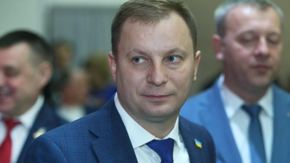 Губернатор Тернопільської області Степан Барна заявив про відставку