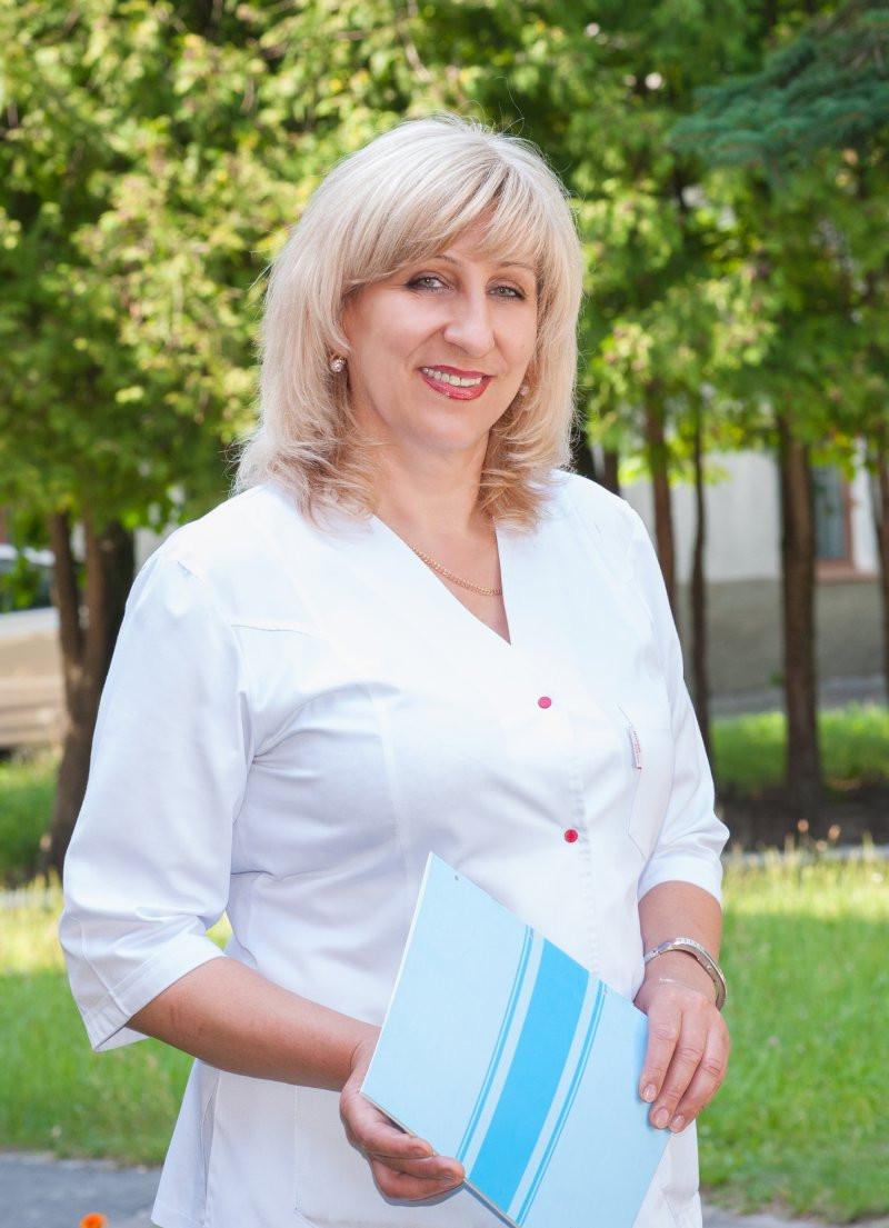 Тимощук Людмила Анатоліївна