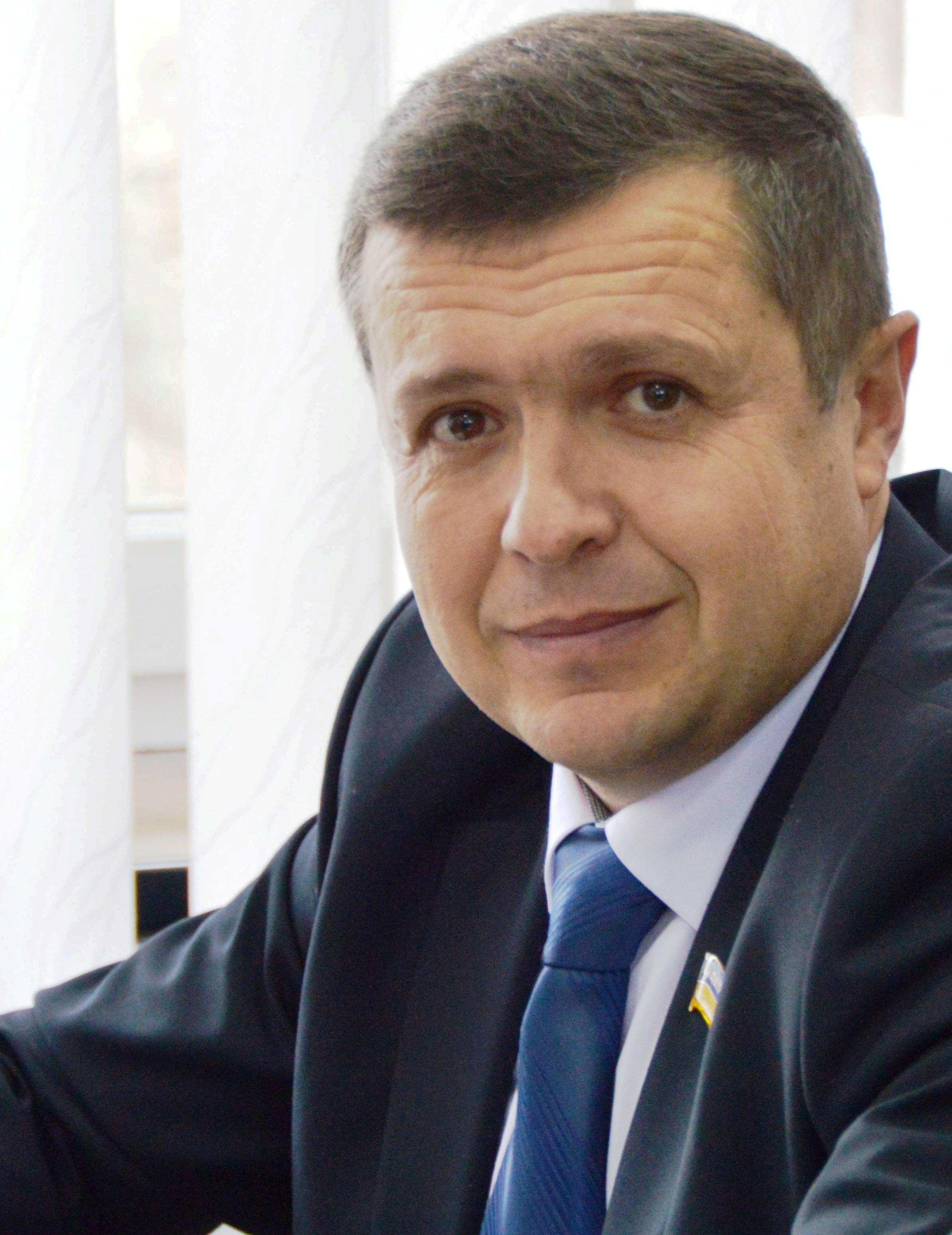 Борис Смаль
