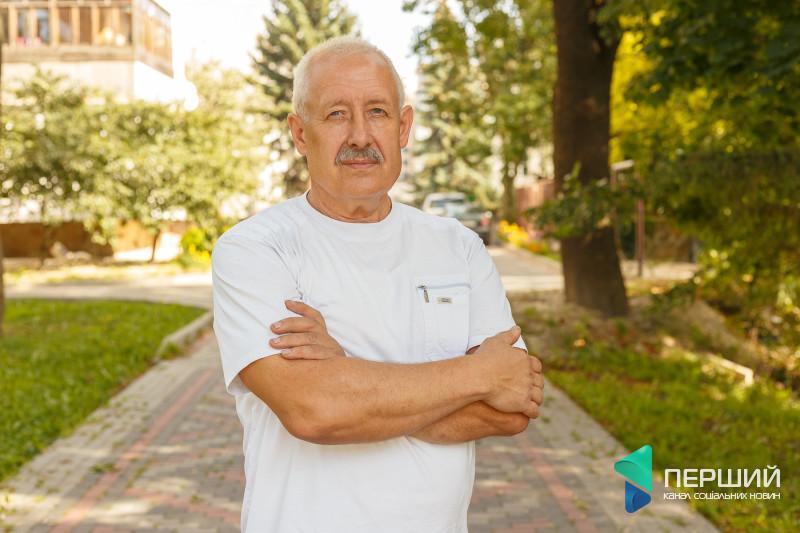 Депутат Валерій Курстак