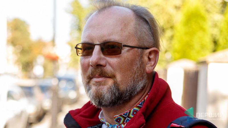 Історик Сергій Годлевський