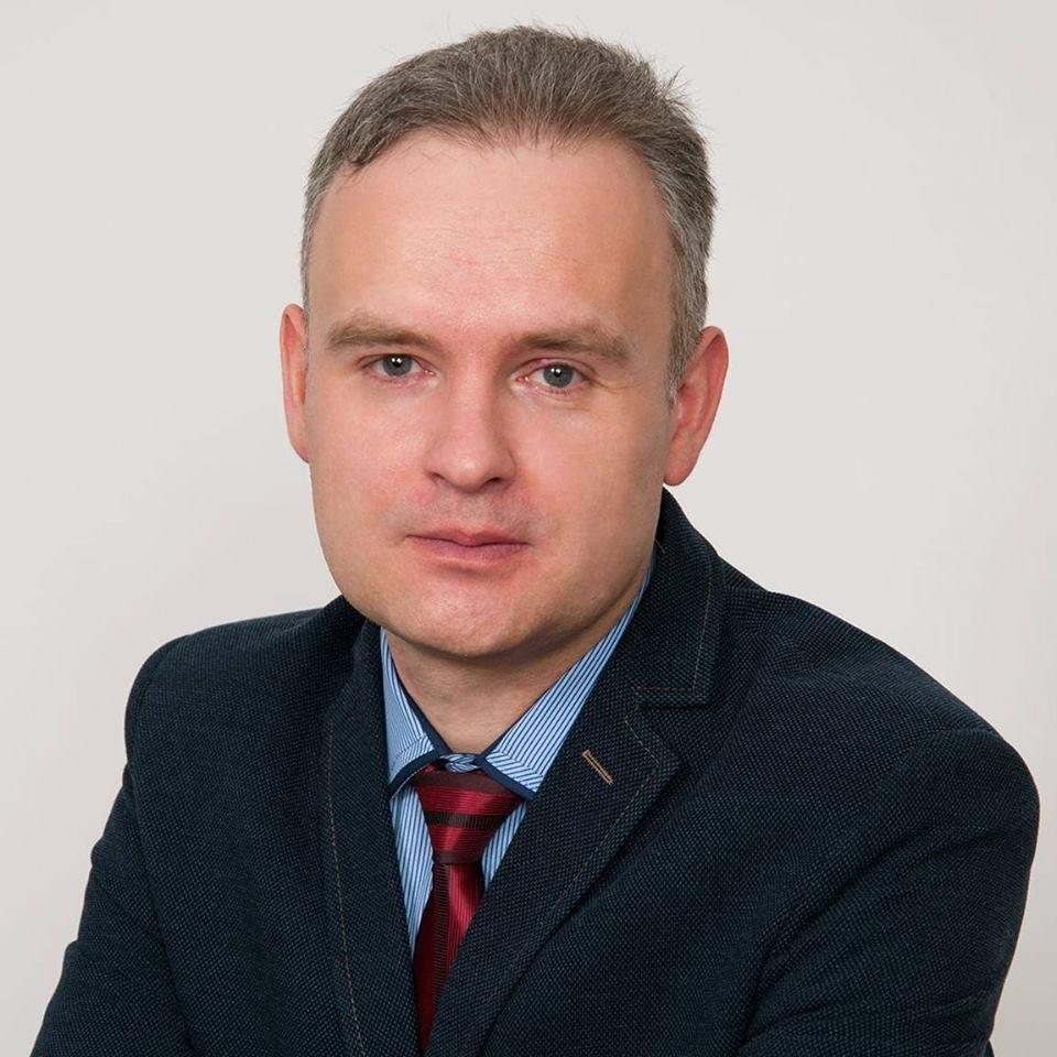 Олександр Новосад, політолог